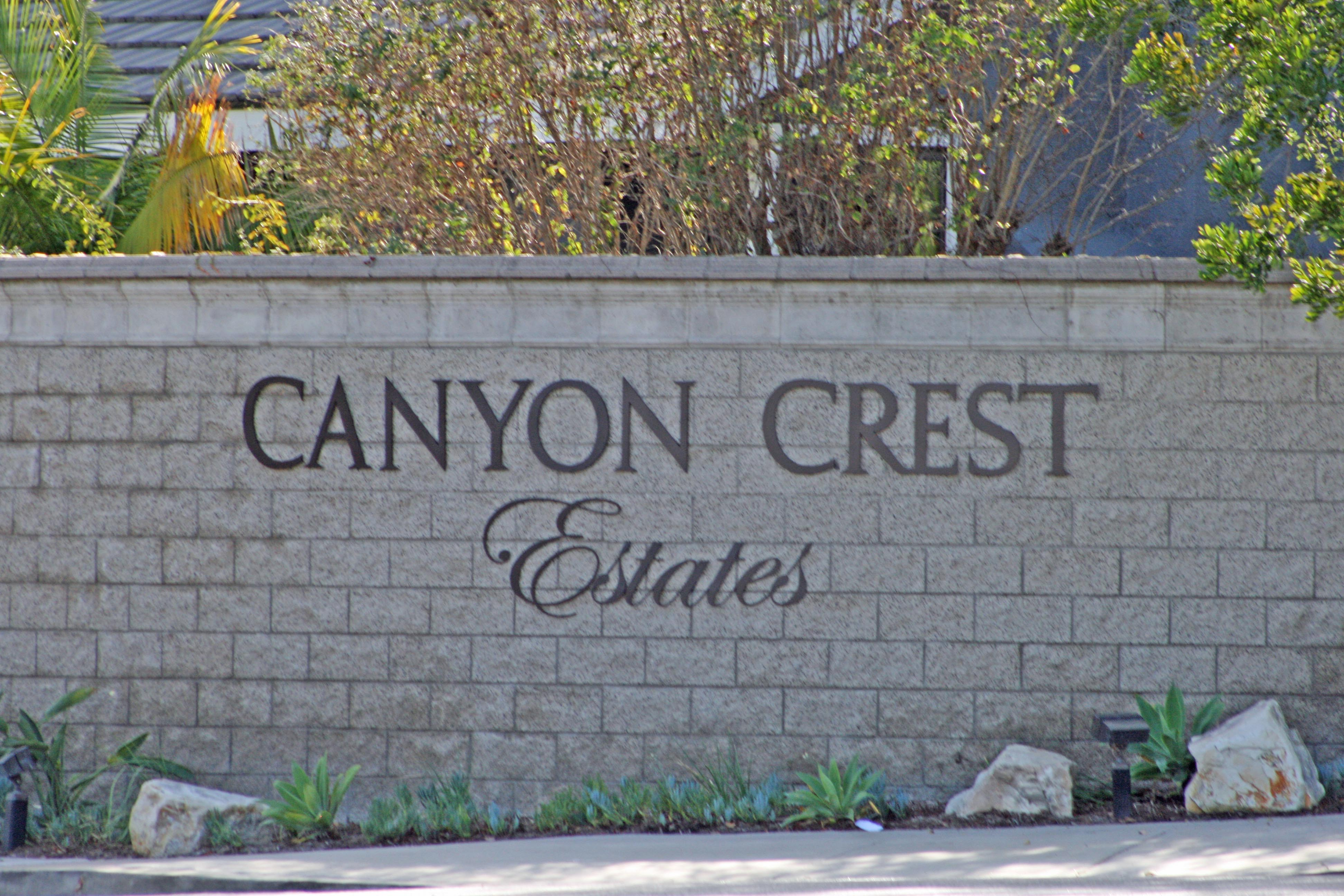 Canyon Crest Estates Home for Sale!