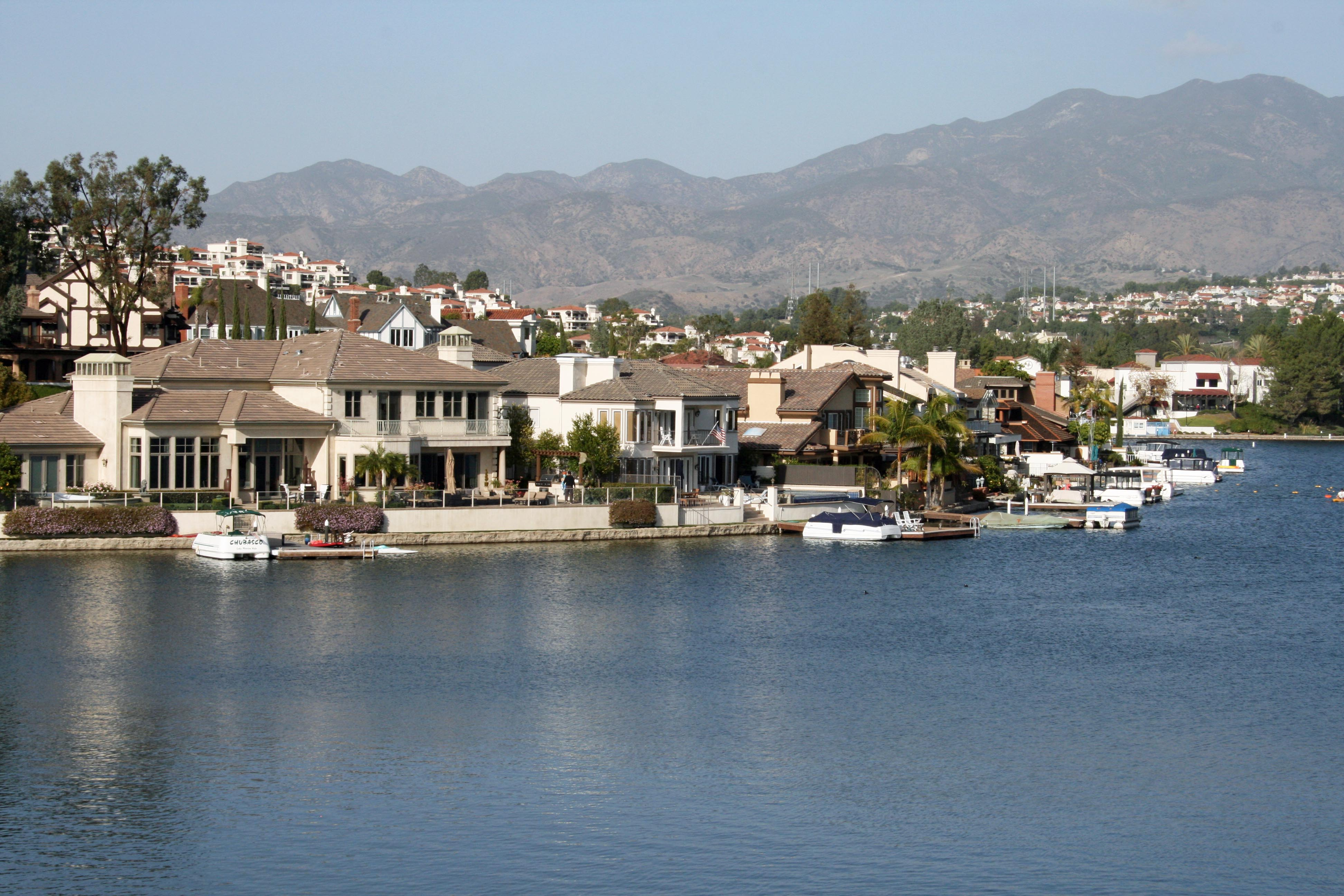 Lake Mission Viejo!